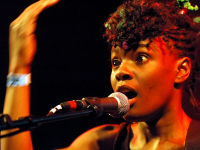 Shingai Shoniwa (The Noisettes)