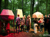 Dromoscopen door Charlotte van Otterloo @ Young Art Festival